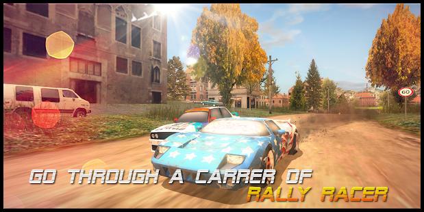 Dirt Rally Driver HD 6