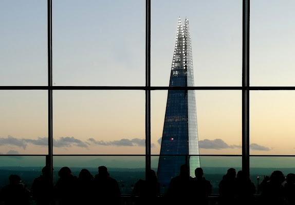 Sunset in London di RobertaSilvestro