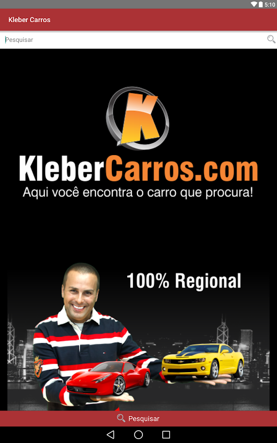 Kleber Carros- screenshot