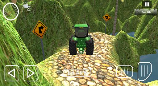 無料模拟Appのトラクタードライバー:ヒル駅|記事Game