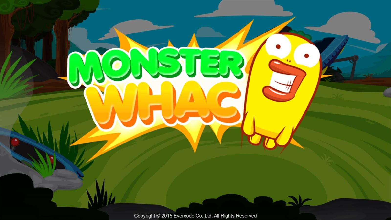 Monster Whac- screenshot