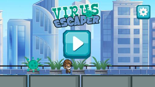 Virus Escaper  captures d'écran 1