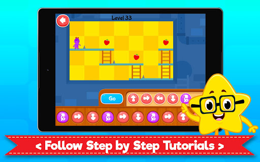 Coding Games For Kids - Learn To Code With Play 2.3.1 screenshots 15