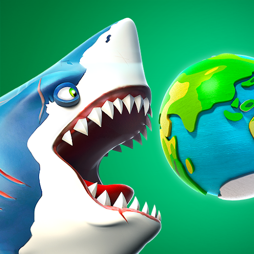 Hungry Shark World [Mod Money] 3.7.0mod