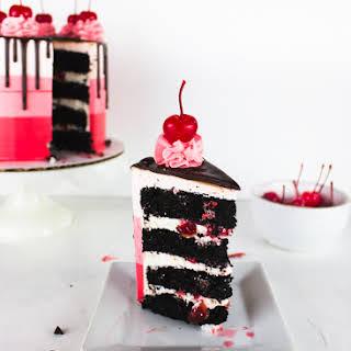 Cherry Garcia Cake.