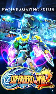 Download Superhero War: Robot Fight - City Action RPG APK