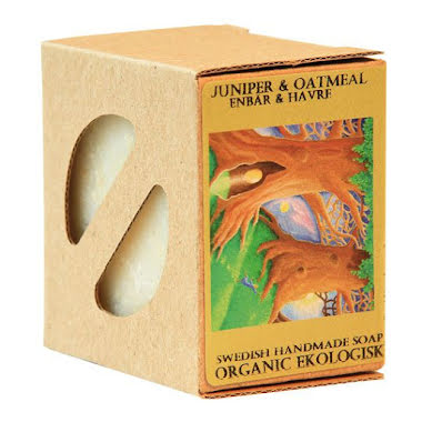 Tvål A & E Juniper & Oat Soap