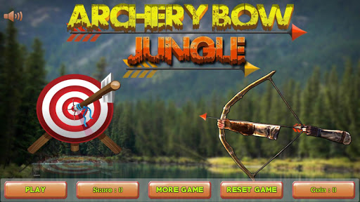 Archery Bow Jungle