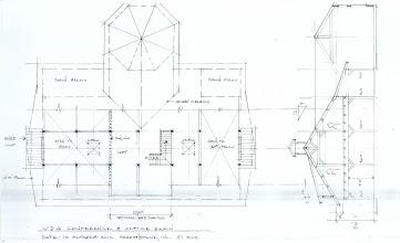 Photo: Second Floor Plan
