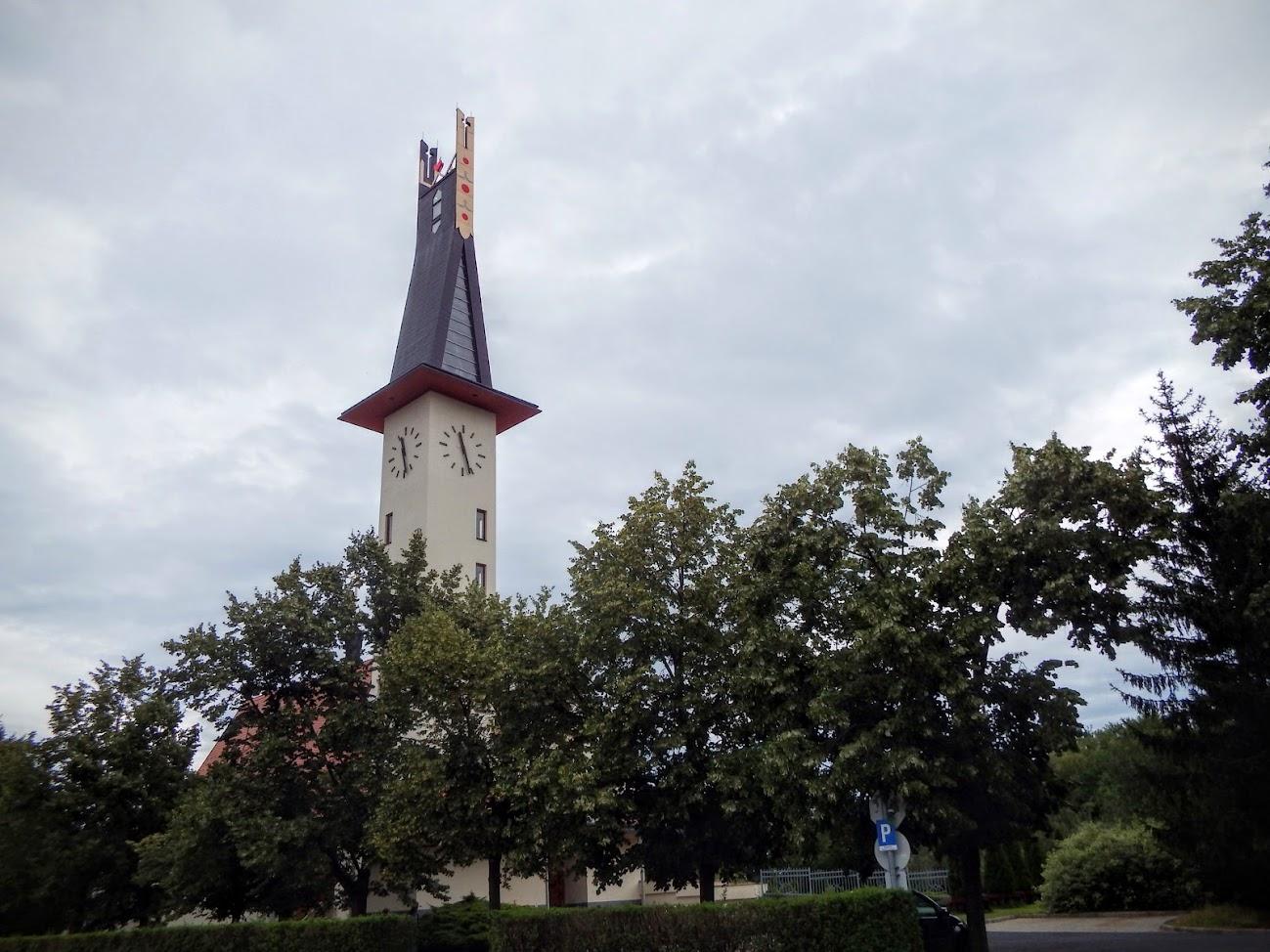 Szombathely - Szőlősi Jézus Szíve rk. templom