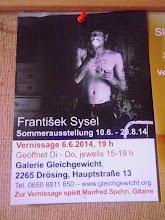 Photo: im Klubhaus die Fotoausstellung von F. Sysel