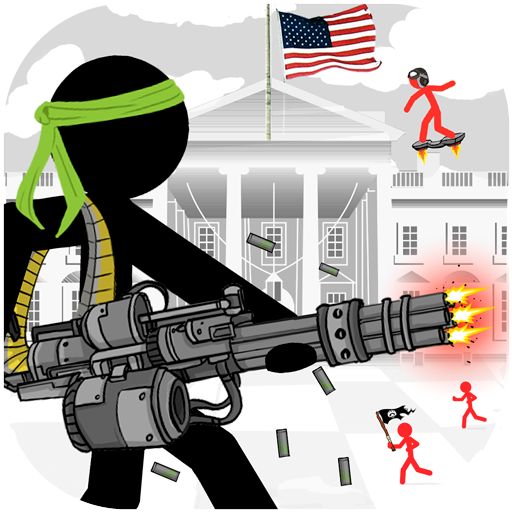 Stickman Army : The Defenders (game)