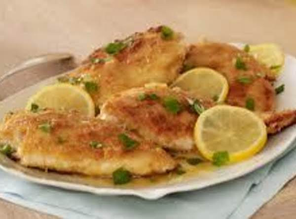 Diabetic Lemon Chicken