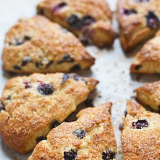Bakery Style Blueberry Scones