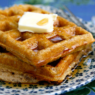 Maple Walnut Waffle Recipes