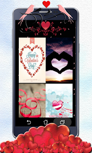 Valentine's Day - Wallpaper & Quotes - náhled