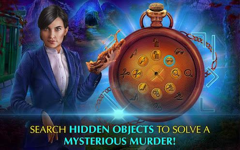 Hidden Objects - Fatal Evidence: The Cursed Island