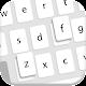 Flat White - Keyboard Theme Download for PC Windows 10/8/7