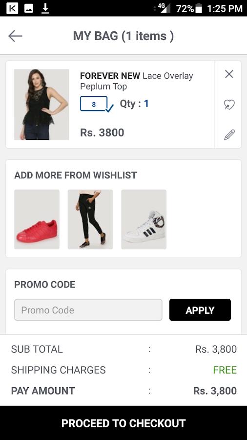 Koovs Online Shopping Shoes