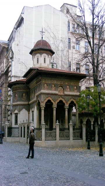 Stavropoleos Church Bucharest