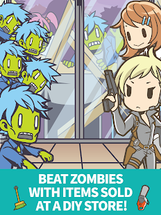 Zombies vs. DIY Store