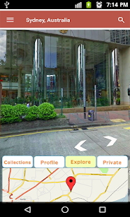 Street View Live – Global Satellite Earth map - náhled