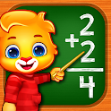 Math Kids - Add, Subtract, Count, and Learn icon