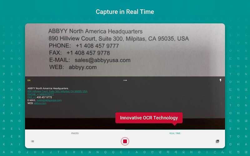 TextGrabber – image to text: OCR & translate photo Screenshot 7