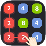 2248 Links - Connect & Merge Numbers 2 for 2 game Icon