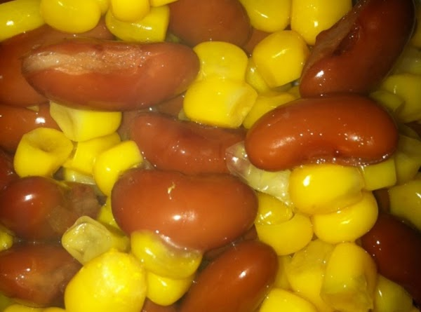 Northern Succotash Recipe