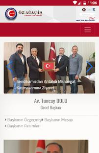 ÖZ AĞAÇ - İŞ SENDİKASI for PC-Windows 7,8,10 and Mac apk screenshot 1