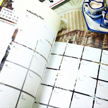 Back to School Planner Schedule Book