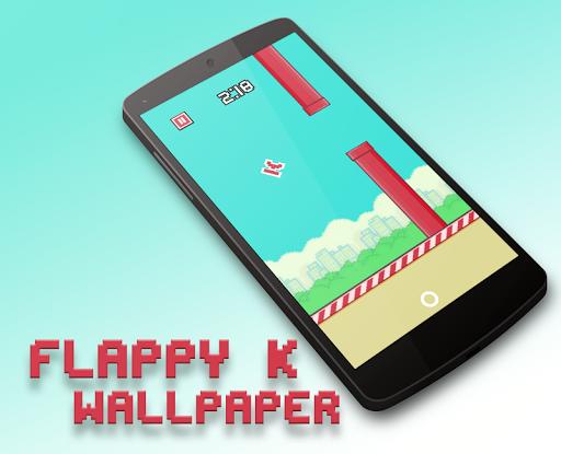 Flappy K for Kustom KLWP