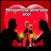 Mensagens de aniversario amor