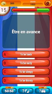 Francouzština Slovník Kvíz - náhled