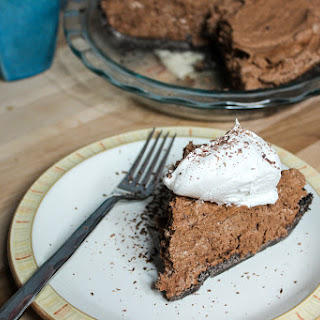 Death by Chocolate Pie #PiDay Recipe