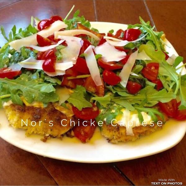 Chicken Caprese By Nor Recipe