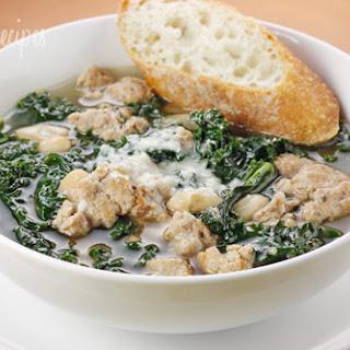 Turkey White Bean Soup Recipes.