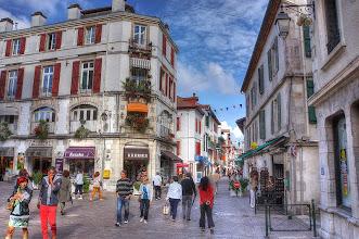Photo: Village of Saint-Jean-de-Luz (Little Paris).