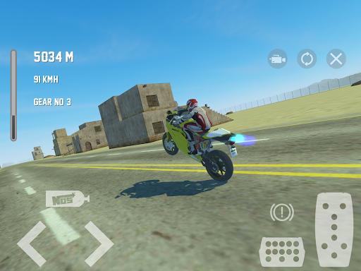 Motorbike Crush Simulator 3D  screenshots 13