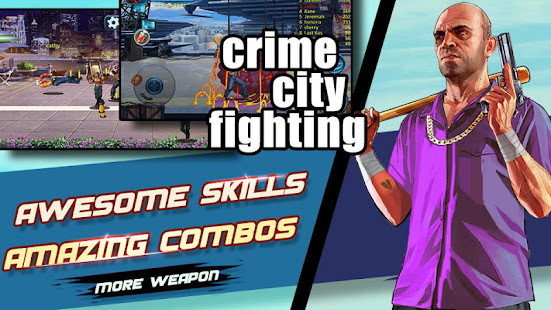 Crime City Fight:Action RPG_2