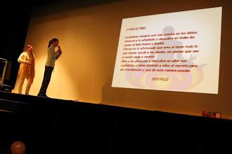 Photo: Momentos del taller de Josefina Redondo