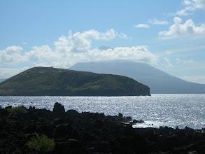 Photo: Blick zum Berg Pico auf der Insel Pico