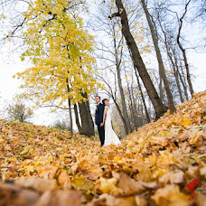 Wedding photographer Aleksandra Bulykina (Aleksandra2la). Photo of 27.10.2014