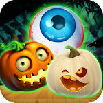 Halloween Magic Match 3 Icon