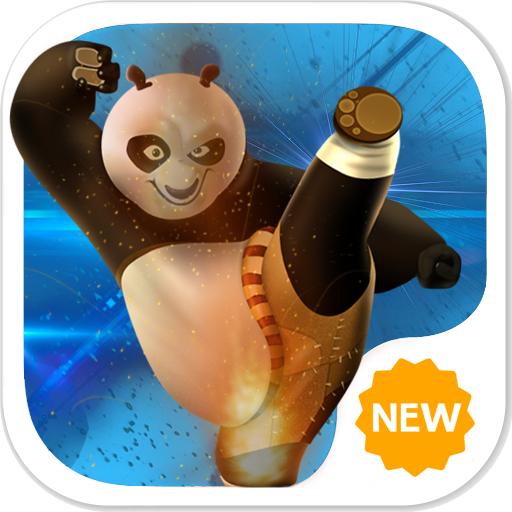 Speed Panda: Fight Hero