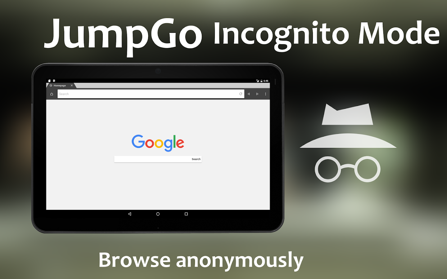 JumpGo Browser- screenshot