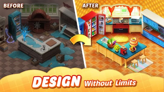 Matchington Mansion MOD APK 1.79.0 [Unlimited Coins + Unlocked] 9