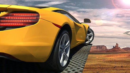 Extreme Speed Racing Stunt 3D - náhled