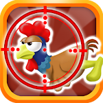 Chicken Hunter Shoot Icon